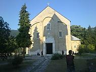 klášter Studenica