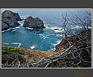 Divoké pobřeží Atlantiku