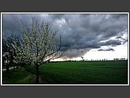 Dubnové počasí