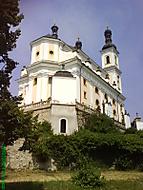 Poutní kostel Chlumek, Luže