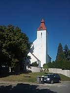 hovorčovice - kostel
