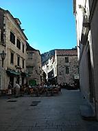 Dalmácká ulička