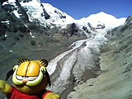 Garfield a Grossglockner