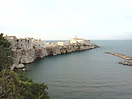 Italie, Gargano (svorad) – LG Optimus One