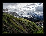Příchod jara do Tyrol