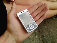 kamarádky mobil :-)