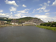 Most v Ústí nad Labem