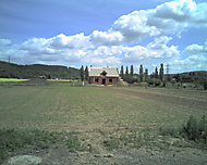 Stavbička na kraji Dobřichovic