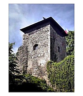 Zřícenina hradu Lukov...