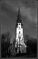 Spišskonovoveská kostolná veža