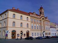 Čáslav, radnice