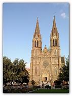 Chrám Sv. Ludmily, Nám. míru, Praha
