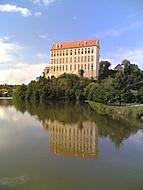 Zamek Plumlov