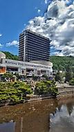 Karlovy Vary - hotel Thermal a KVIFF