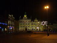 Město v noci :-)