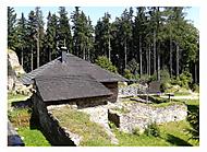 Starobylý Hostinec na hradě Orlík