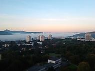 Ústí nad Labem po ránu:)