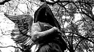 Hřbitovní anděl