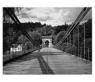 na stádleckém mostě