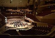 Budova Berlínské filharmonie.