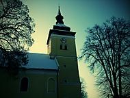 Vizovice - Kostel