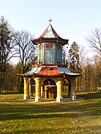 Čínský pavilon - Vlašim