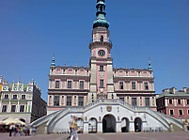 Rynek zamosc polska