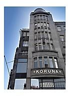 Koruna, Václavské náměstí...