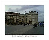 Pražský hrad...
