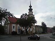Evanielický kostol Myjava