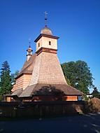 Kostelík sv. Kateřiny v Ostravě - Hrabové