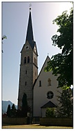 Kostel v Hallstattu