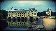 Zámek v Chenonceau