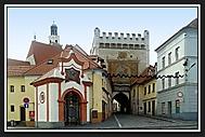 PRACHATICE-Dolní (Písecká) brána