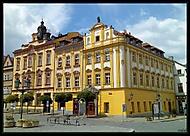 Dům masny - náměstí Chrudim