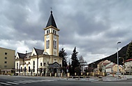 Evanjelický kostol v Ružomberku