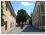 Cestička na zámek