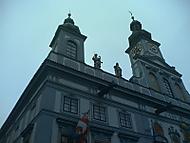 Budějovická radnice