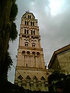 Splitský hrad (Chorvatsko)