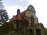 Zrušený kostel sv.Maří Magdaleny