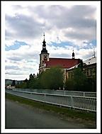 Kostel sv. Mikuláše - Lichnov