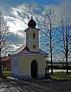 Vlkovická kaple