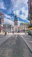 Pardubice-Zelená brána