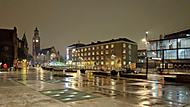 Malmö night