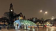 Tunnelbana Malmö