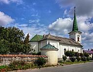 Kostel sv. Anny, Říkovice