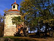 Kaple Svatého Martina na Vašehradě