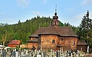 Kostel Panny Marie Sněžné ve Velkých Karlovicich