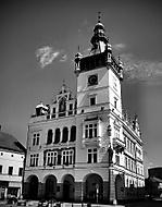 Náchodská radnice