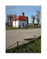 O cyklistoch pred kostolíkom